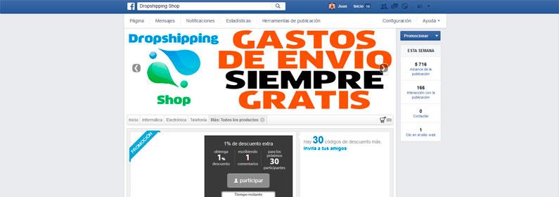 Conecta tu tienda PrestaShop con Facebook