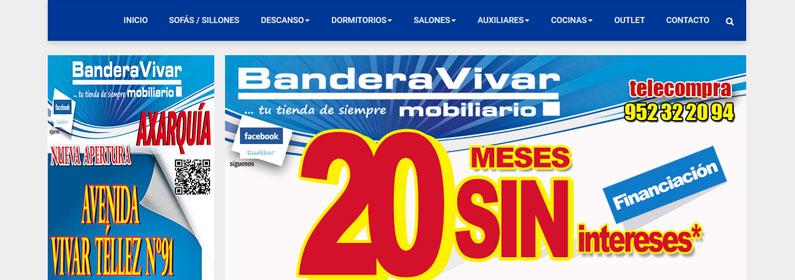 Dise o web de tienda de muebles con prestashop 1 6 for Web de muebles